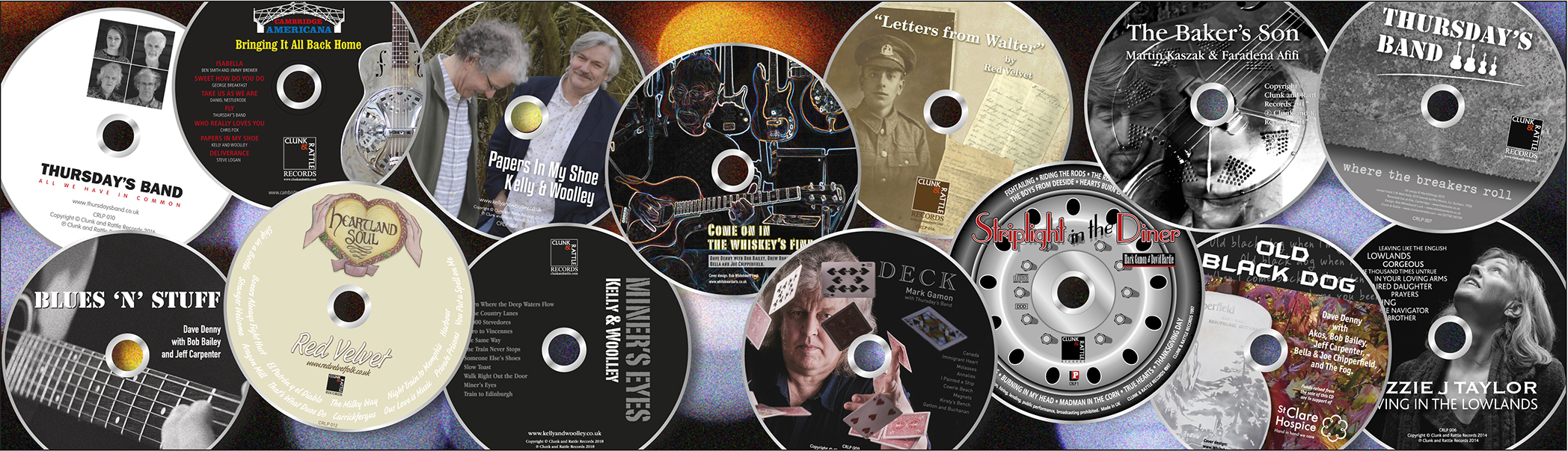CD Packaging Design